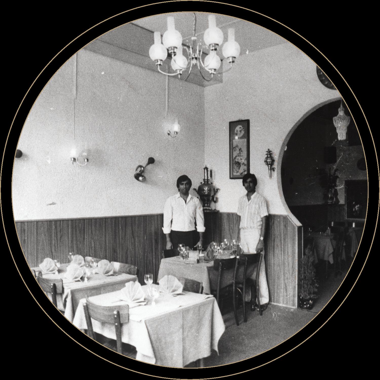 C'est le 1er restaurant indien & pakistanais à Lyon